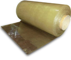 Rolled FRP sheet